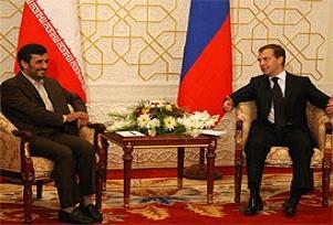 Rusya'dan Ahmedinejad'a destek geldi.18028