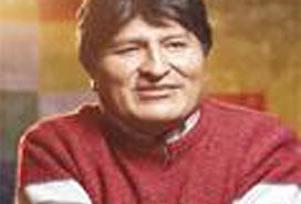 Morales: Garcia en kötü devlet başkanı.8746
