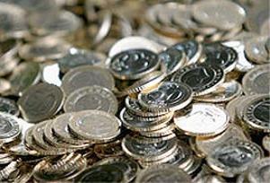 Bozuk parayı kağıt paraya çevirme kuyruğu.17682