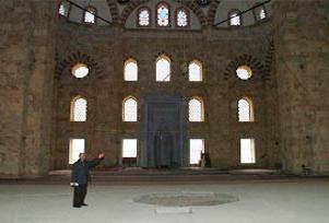 Karadeniz'e devasa büyüklükte cami.11051