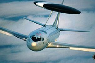 'Özgürlükçü' AWACS'lar Konya'ya geliyor.12716
