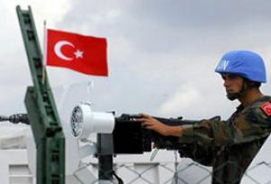 Askerin Lübnan'daki görev süresi uzatılıyor.10175