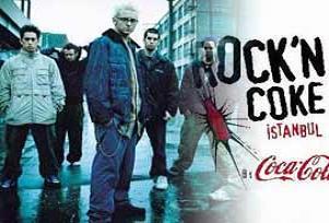 Rock'n Coke bu yıl İstanbul Park'ta.20025