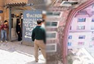 Karaköy'deki genelevler kapatılıyor.11427
