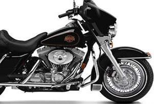 Yunus timlerine fiyakalı Harley Davidson.15094