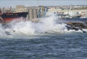 Marmara Denizinde şiddetli fırtına.13004