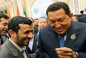 Chavez: İran'da ABD parmağı var!.16052