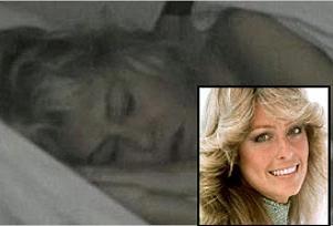 Charlie'nin meleği Farah Fawcett öldü.9766