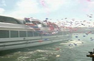 'Kas�mpa�a' t�renle suya indirildi.24278