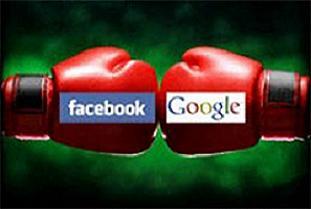 Facebook ile Google'nin sava�� kap�da.10230