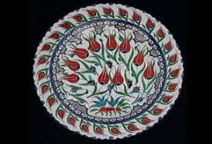 'Kütahya'dan lalelerin ustaları' sergisi açıldı.15415