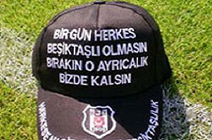 Fenerbahçelileri kızdıracak şapka.18903