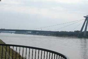 Tuna nehri yağmurlarla taştı.8513