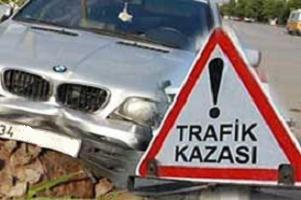 Kütahya'da trafik kazası: 1 ölü.13744