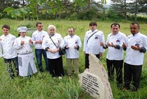 Türk aşçıların duayeni mezarı başında anıldı.18696
