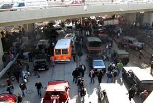 Beyrut'ta çatışma: 1 ölü 3 yaralı.15526