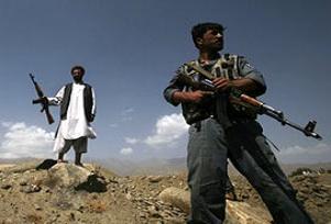 Kandahar'da çatışma: 10 polis öldü.11445