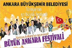 Başkent 'Büyük Ankara Festivali'ne hazır.20414