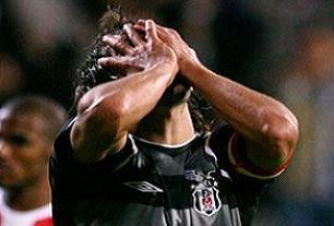 Beşiktaş'ta Delgado şoku!.12500