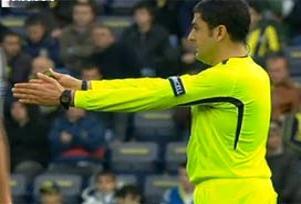 UEFA'dan Bülent Yıldırım'a görev.11398