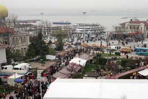 Kadıköy'de yarın yollar yine kapalı.14748