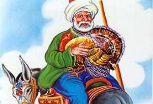 Nasreddin Hocanın torunları internette.14743