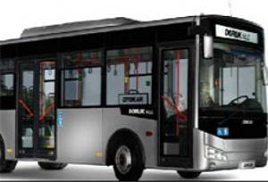 Otokar'dan 12 metrelik Kent otobüsü.12021
