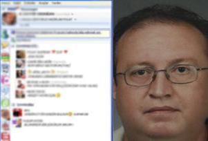 MSN'deki yazışırken fenalaşıp öldü.8763