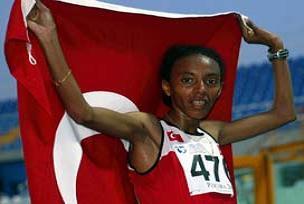 Akdeniz Oyunları'nda Türkiye 3. sırada.11261