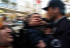Ataşehir'de Sivas olayları gerginliği.8651