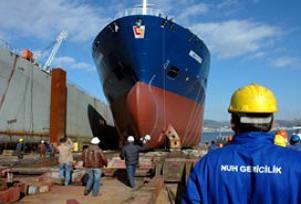 Denizcilik sektörüne cankurtaran paketi.12674