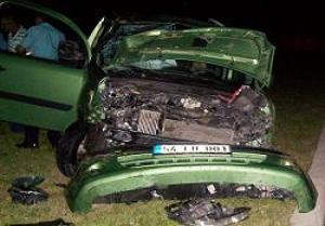 Sakarya'da trafik kazası: 3 yaralı.14654