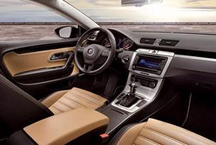 VW Passat CC'ye 'en iyinin en iyisi' ödülü.13883