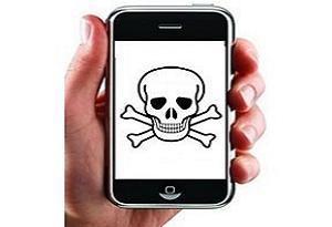iPhone ile gelen tehlike.9531