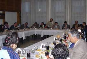Arap büyükelçilere üst düzey yatırım çağrısı.13014