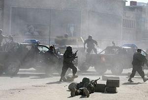 Pakistan'da Talibanla çatışma sürüyor.10252