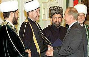 Rusya, Türkiye'den din adamları istedi.18811