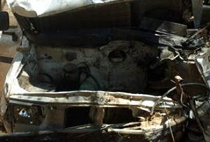 Başbakanın koruması kazada öldü.13428