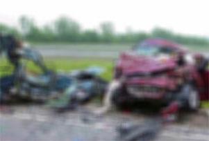 Nevşehir'i kahreden trafik kazası.7150