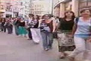 Hrant Dink için adalet zinciri kuruldu.11763