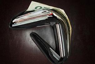 Dereye atılan cüzdan 2 yıl sonra bulundu.9695
