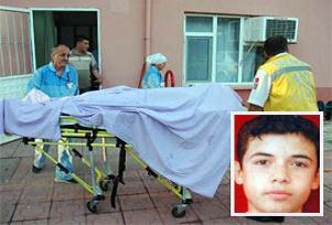 Karadeniz 19 yaşındaki genci yuttu.14450