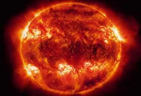 G�ne�te y�l�n en �iddetli patlamas�.9745