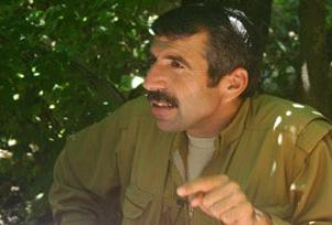PKK'da Fehman Hüseyin görevden alındı.11261