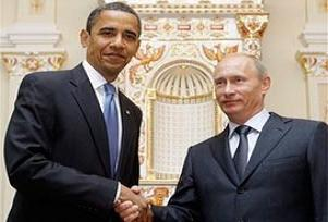 Obama ile Putin'in sıcak görüşmesi.12990