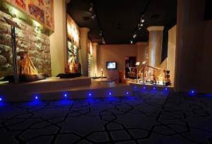 Dünyanın ilk Türkçe müzesi Karaman'da.11707