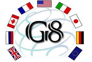İtalya'da G-8 öncesi gerilim.12628