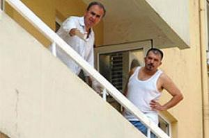 Antalya'da ilginç hırsızlık olayı.9982
