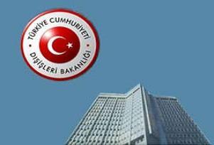 Ankara, Çin Büyükelçisini çağırdı.8718