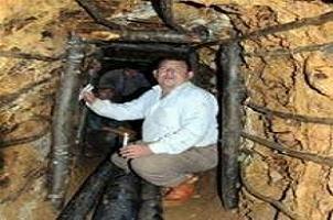 90 metre tünel kazıp suyu getirdiler.17381